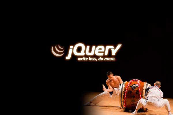 jqueryロゴ入りイメージ